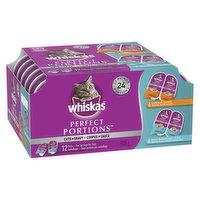 Whiskas - Perfect Portions Cuts In Gravy - Chicken & Tuna