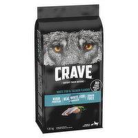 Crave Crave - Dry Dog Food - Salmon & Ocean Fish, 1.81 Kilogram
