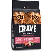 Crave Crave - Dog Food - Chicken & Salmon Flavour, 1.8 Kilogram