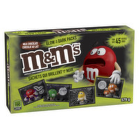 M&Ms - Glow in the Dark Packs 45 Count, 579 Gram