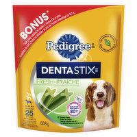 Pedigree - DentaStix Medium - Fresh