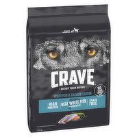 Crave - Dog Food - Salmon & Ocean Fish