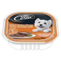 Cesar Cesar - Entrees Dog Food Grilled Chicken Flavor, 100 Gram