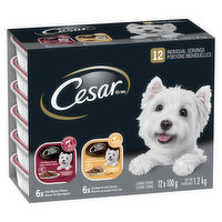 Cesar - Entrees Dog Food Filet Mignon & Chicken Liver