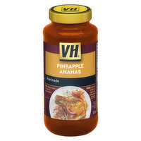 VH - Sauces - Pineapple Cooking Sauce, 341 Millilitre