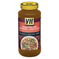 VH - Sauces - Thai Market Red Curry, 341 Millilitre