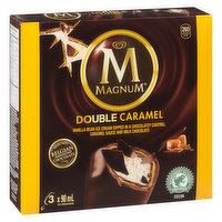 Magnum Magnum - Double Caramel Ice Cream Bars, 3 Each