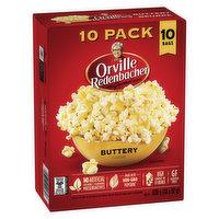 Orville Redenbacher's - Orville Redenbacher Buttery Popcorn 10