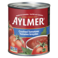 Aylmer Aylmer - Canned Tomatoes - Crushed, 796 Millilitre