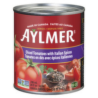 Aylmer - Diced Tomato with Italian Spices