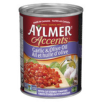 Aylmer - Accents - Garlic & Olive Oil