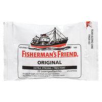 Fishermans Friend - Lozenges Extra Strong, Original, 22 Each