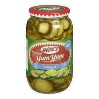 Bick's - Yum Yum Pickles - Sweet