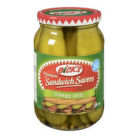 Bick's - Sandwich Savers Tangy Dill Pickles