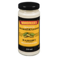 Woodman's - Original Creamed Horseradish