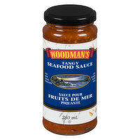 Woodman's - Tangy Seafood Sauce, 250 Millilitre