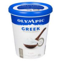 Olympic - Greek Plain Yogurt 2% M.F., 650 Gram