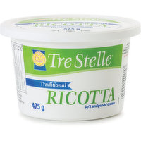 Tre Stelle - Traditional Ricotta Cheese