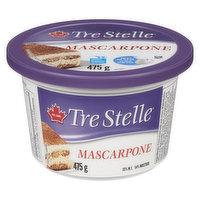 Tre Stelle - Mascarpone Cheese, 475 Gram