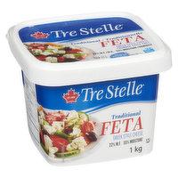 Tre Stelle - Traditional Feta Tub