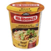 Mr. Noodles - Noodles in a Cup Beef