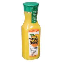 Simply Simply - Orange Juice Pulp Free, 340 Millilitre