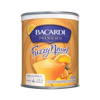 Sweet orange non-alcoholic frozen concentrated fruit mixer. Makes 4x225ml drinks.