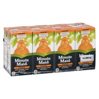 Minute Maid - Orange Juice Boxes