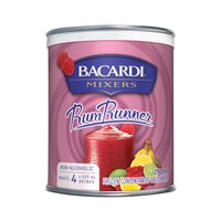 Kick up the party with this raspberry fozen concentrated fruit mixer! Makes 4x225ml drinks.