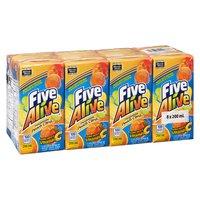 Five Alive - Passionate Passion Peach Fruit Beverage