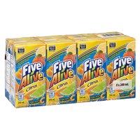 Five Alive - Citrus Juice Boxes