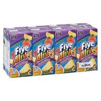 Five Alive - Tropical Citrus Juice Boxes
