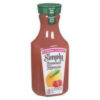 Simply - Simply Lemonade w/Raspberry, 1.54 Litre