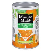 100% Orange Juice Frozen Concentrate