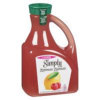 Simply - Lemonade With Raspberry, 2.63 Litre