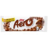 Nestle Nestle - Aero Milk Chocolate Bubble Bar, 42 Gram
