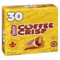Nestle - Coffin Crisp Mini Sized Bars, 30 Each