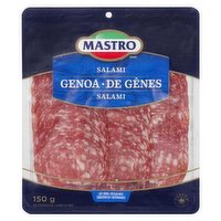 Gluten Free. One of the best known Italian salamis, Genoa salami is dry cured with a mild yet full aroma, punctuated by delicious spices.