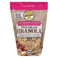 Rogers - Five Grain Granola Cranberry Almond