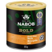 Nabob - Dark Roast Ground Coffee - Full City Dark, 915 Gram