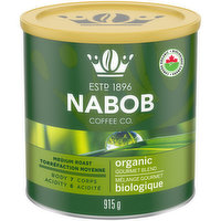 Nabob - Organic Gourmet Blend Medium Roast Coffee
