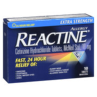 Reactine - Allergy Extra Strength  - Non Drowsy