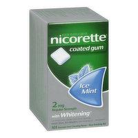 Nicorette - Nicorette Ultra Frsh Mint Gum 2mg, 105 Each