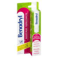 Benadryl - Bug Bite Relief Stick, 14 Millilitre