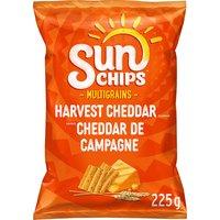 Sun Chips - Multigrains -Harvest Cheddar
