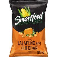 Smartfood - Popcorn- Jalapeno & Cheddar, 180 Gram