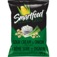 Smartfood - Popcorn- Sour Cream & Onion, 175 Gram