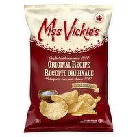 Miss Vickies - Kettle Cooked Potato Chips - Original, 200 Gram