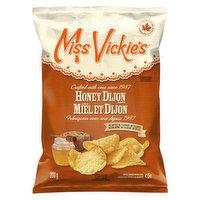 Miss Vickies - Kettle Cooked Potato Chips - Honey Dijon, 200 Gram