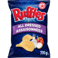 Ruffles - All Dressed Chips